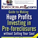 Making Huge Profits in Investing in Pre-Foreclosures